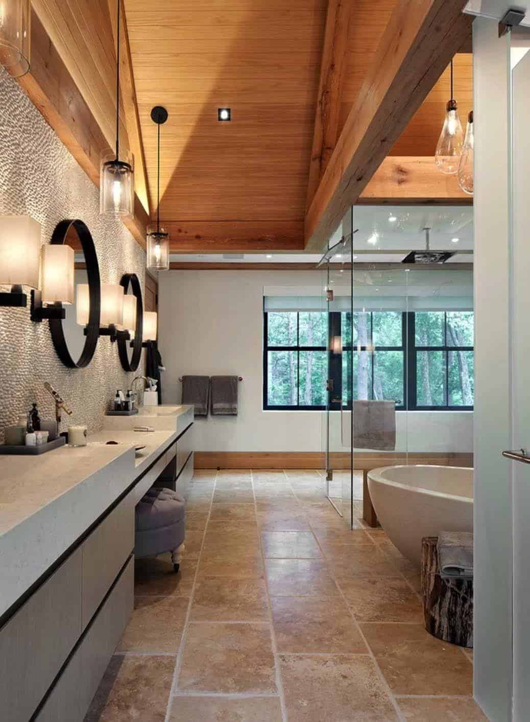 Modern Lake House-Workshop APD-17-1 Kindesign