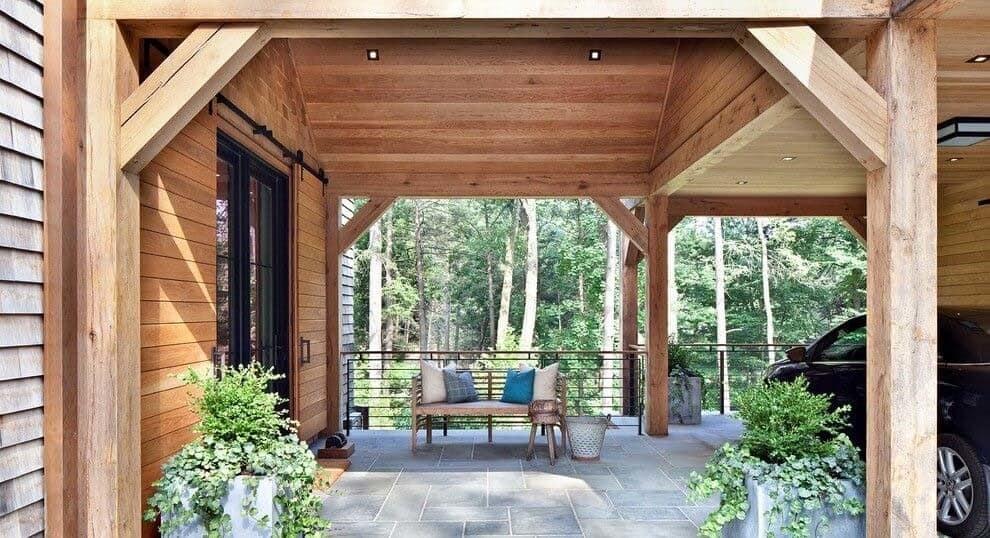 Modern Lake House-Workshop APD-18-1 Kindesign