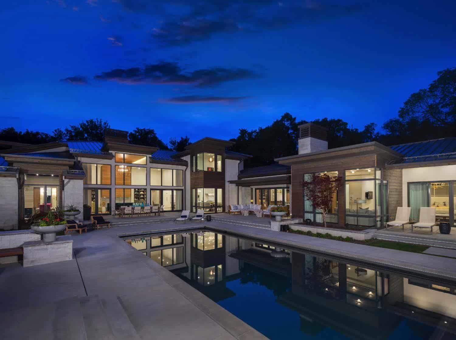 3 Bedroom Apartments Salt Lake City Modern Residence In Utah Showcases Exquisite Design Features