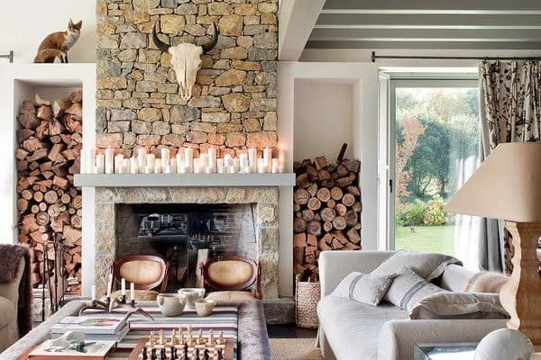 featured posts image for Old barn transformed into glamorous Cantabrian country home