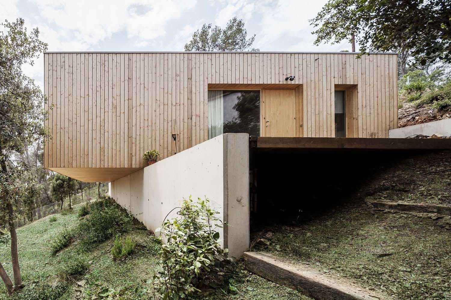 Prefabricated Home Design-Alventosa Morell Arquitectes-02-1 Kindesign