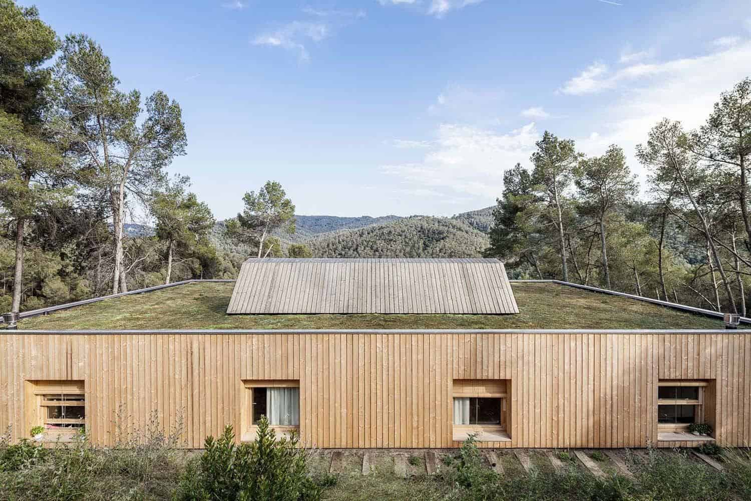 Prefabricated Home Design-Alventosa Morell Arquitectes-03-1 Kindesign