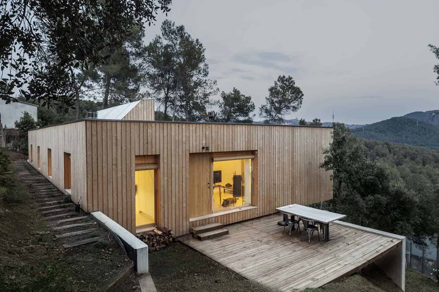 Prefabricated Home Design-Alventosa Morell Arquitectes-05-1 Kindesign