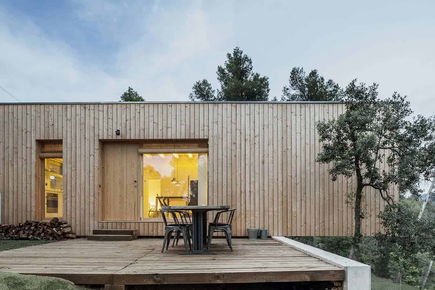Prefabricated Home Design-Alventosa Morell Arquitectes-07-1 Kindesign