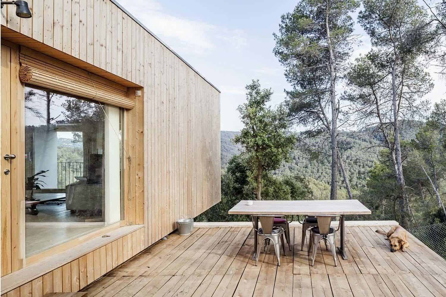 Prefabricated Home Design-Alventosa Morell Arquitectes-10-1 Kindesign