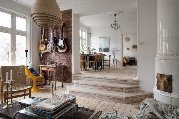 featured posts image for Delightful Swedish apartment displaying efficient layout