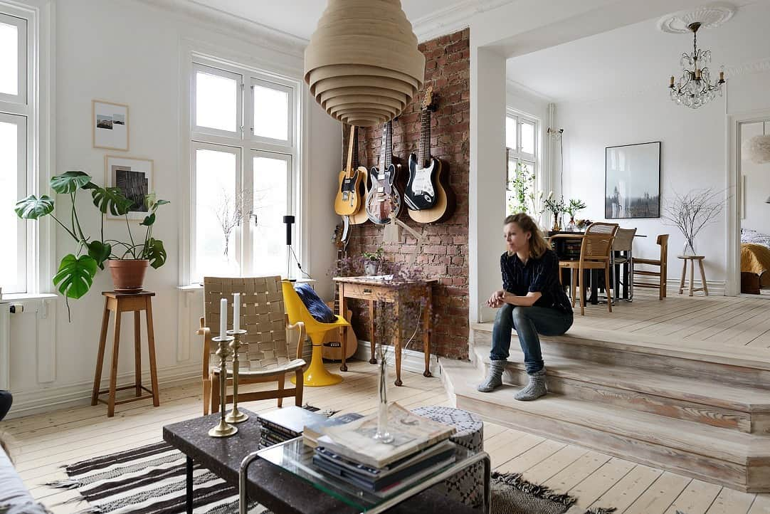 Scandinavian Apartment Interior-05-1 Kindesign