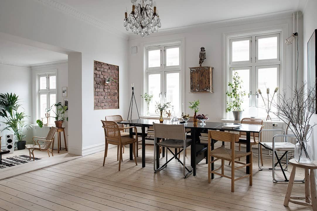 Scandinavian Apartment Interior-06-1 Kindesign