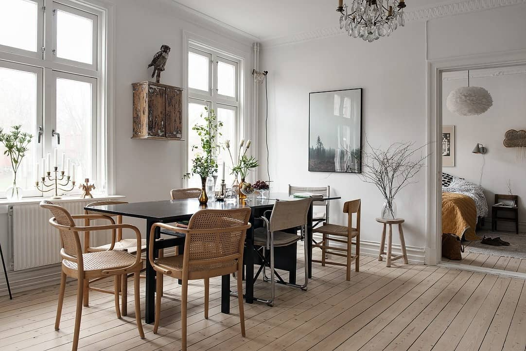 Scandinavian Apartment Interior-11-1 Kindesign