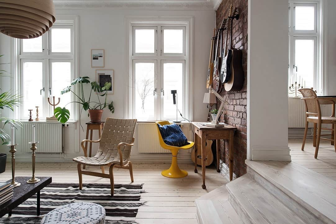 Scandinavian Apartment Interior-13-1 Kindesign