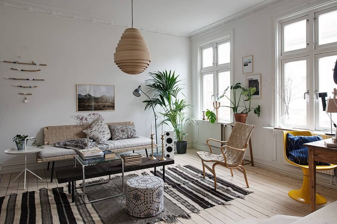 Scandinavian Apartment Interior-14-1 Kindesign