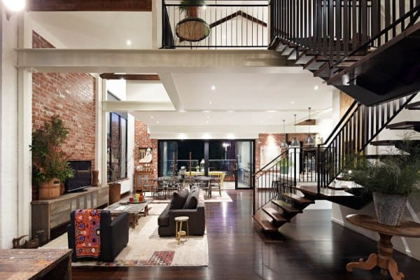 featured posts image for New York-inspired warehouse conversion in Melbourne