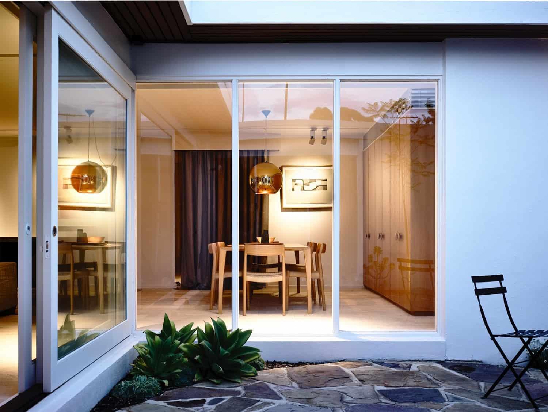 Courtyard House-Kennedy Nolan-04-1 Kindesign