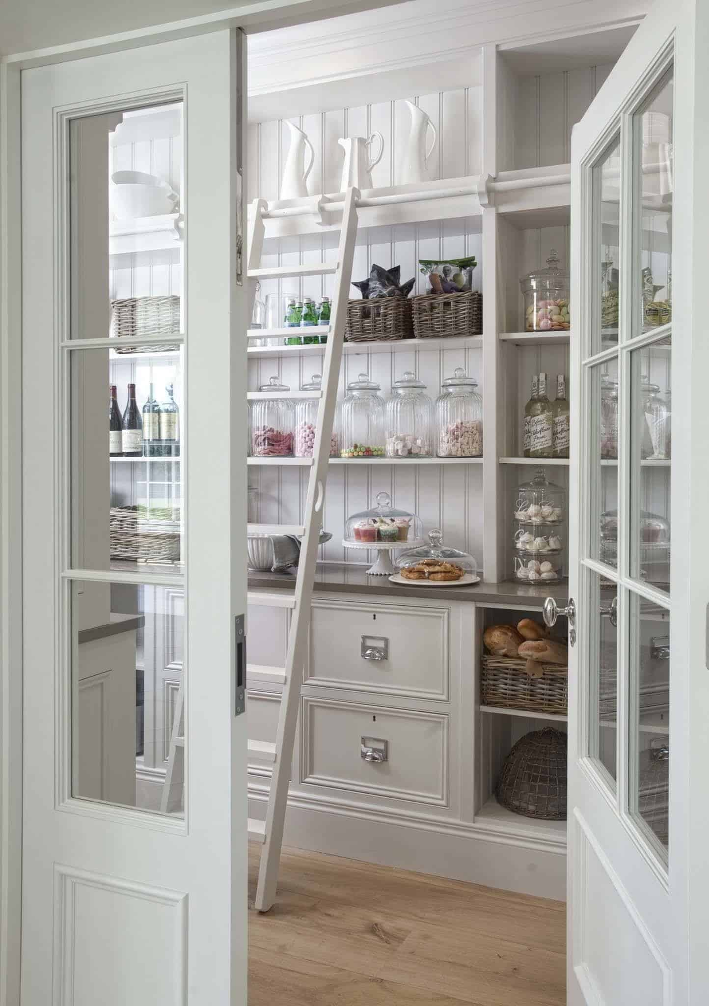 kitchen closet ideas 35 clever ideas to help organize your kitchen pantry 12995