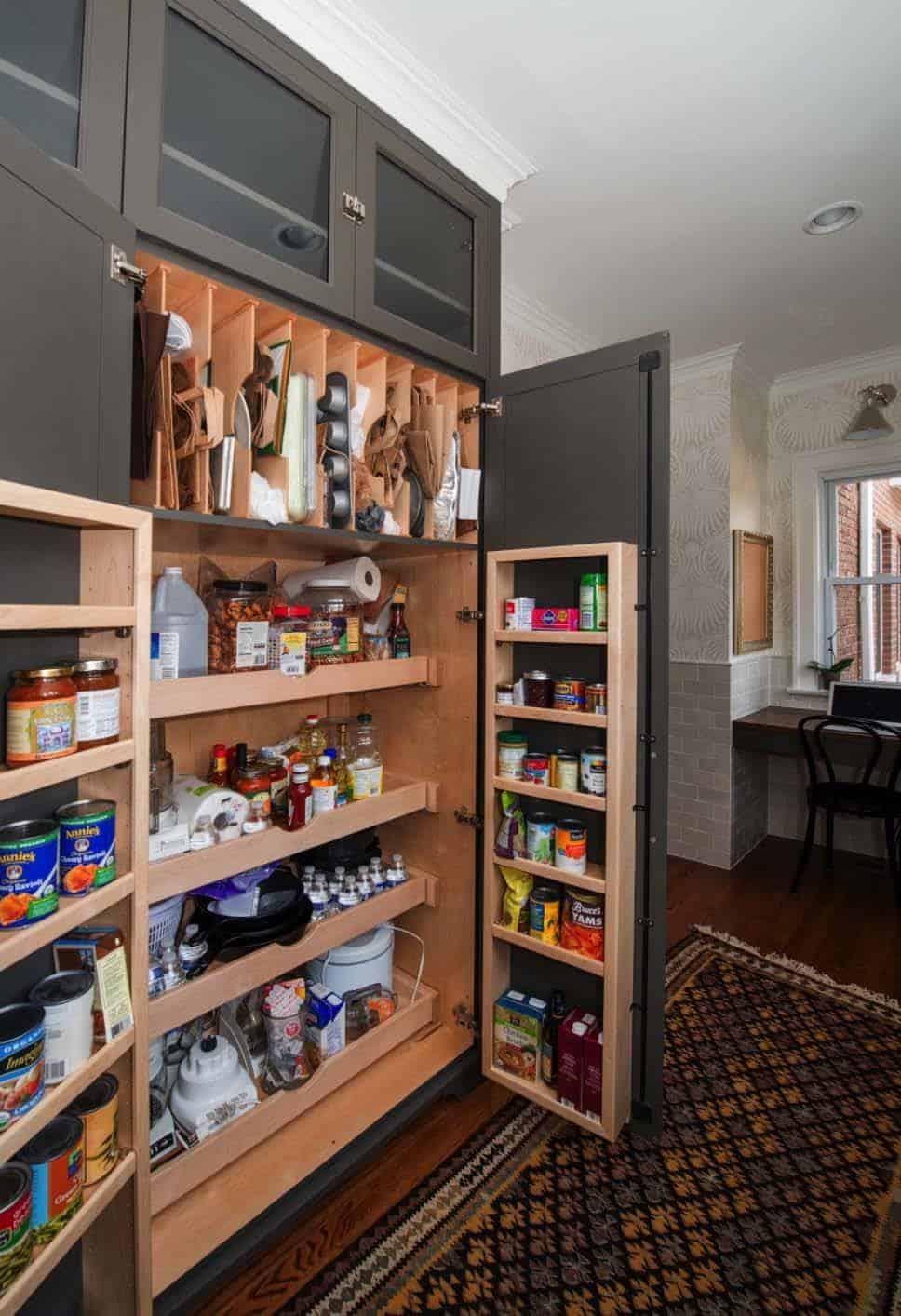 Kitchen Pantry Ideas-04-1 Kindesign