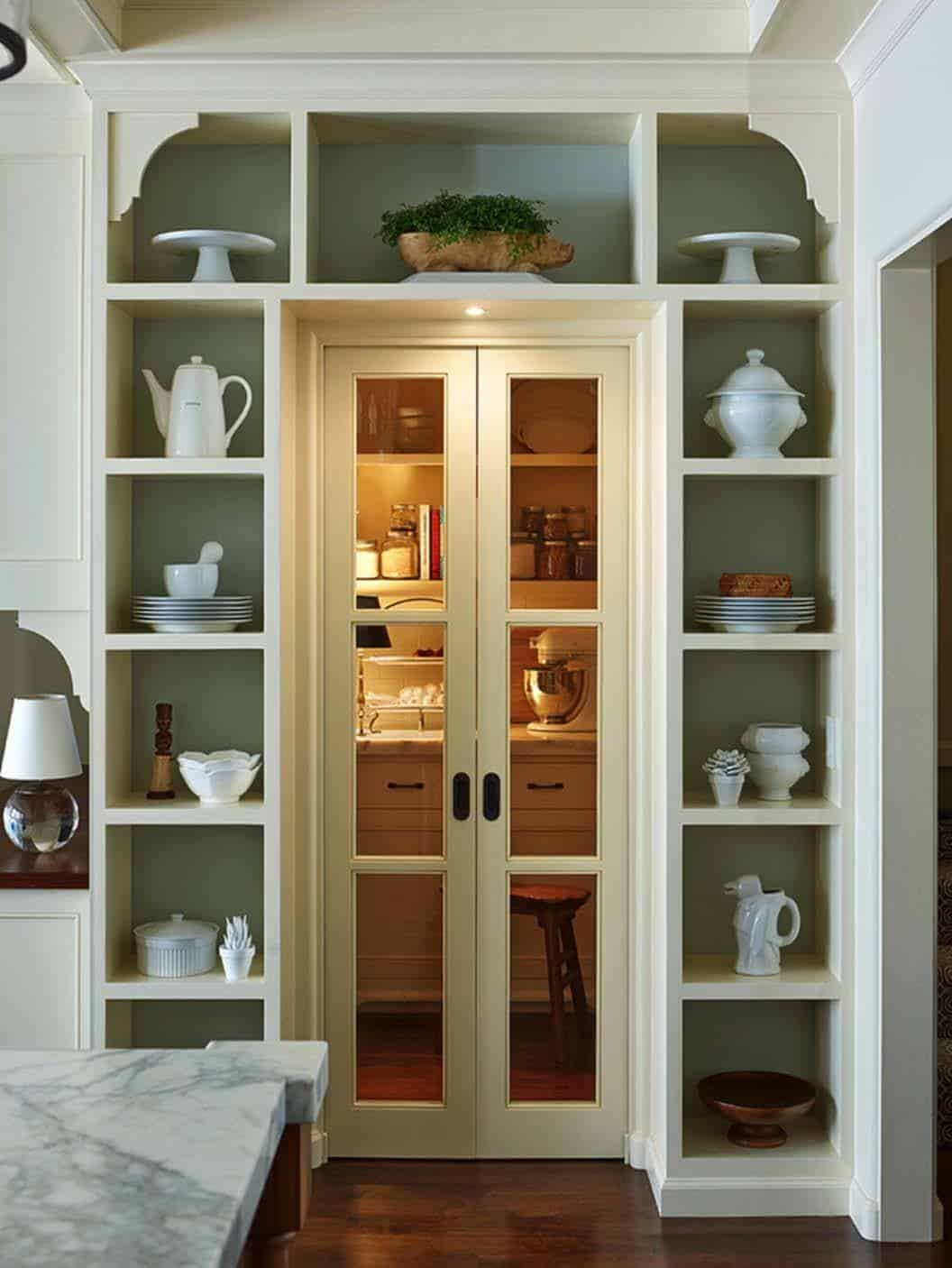 Kitchen Pantry Ideas-05-1 Kindesign