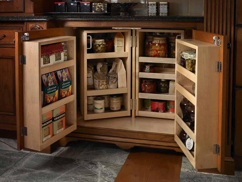 Kitchen Pantry Ideas-08-1 Kindesign