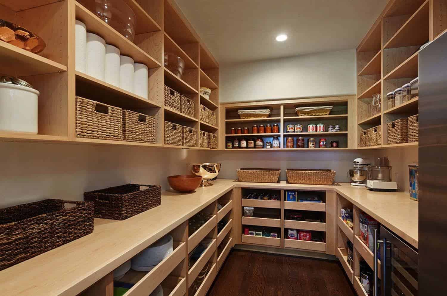 Design Pantry Ideas 35 clever ideas to help organize your kitchen pantry 19 1 kindesign