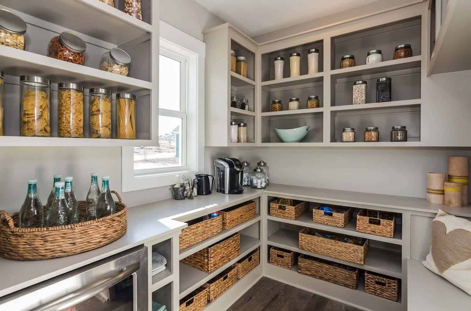 35 clever ideas to help organize your kitchen pantry 2099