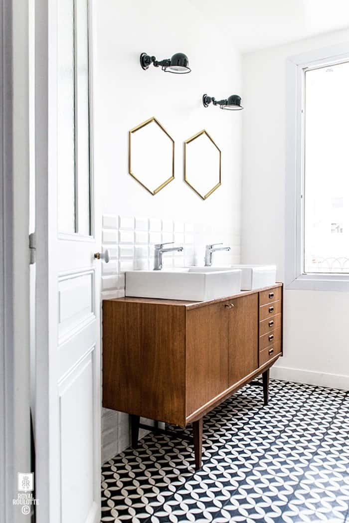 Superbe Mid Century Modern Bathroom Ideas 03 1 Kindesign
