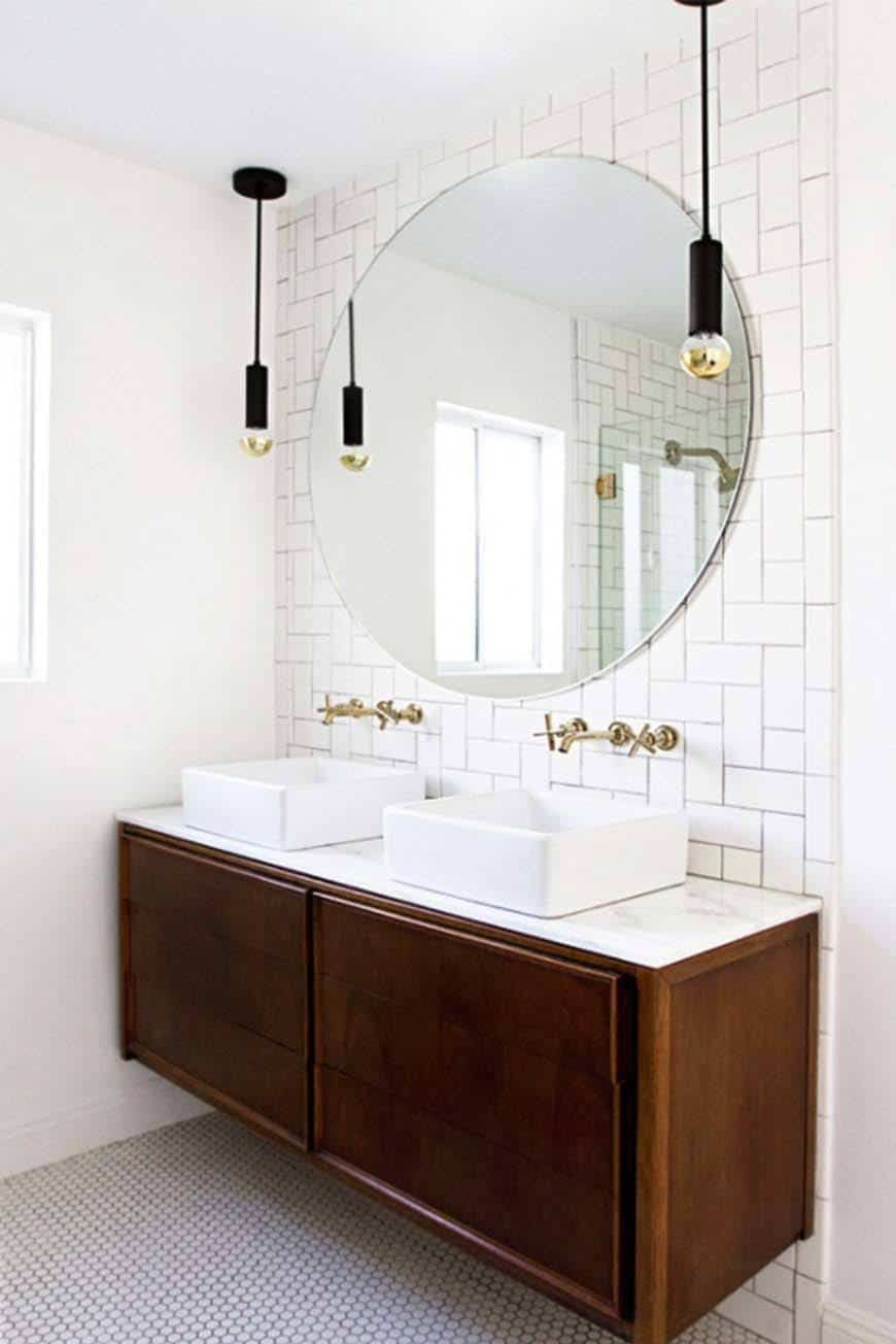 Beau Mid Century Modern Bathroom Ideas 04 1 Kindesign