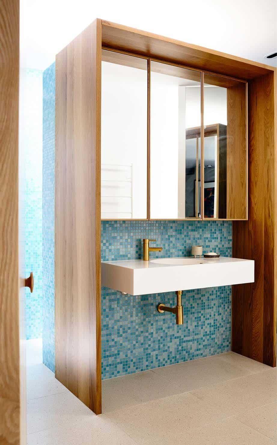 Mid Century Modern Bathroom Ideas 05 1 Kindesign