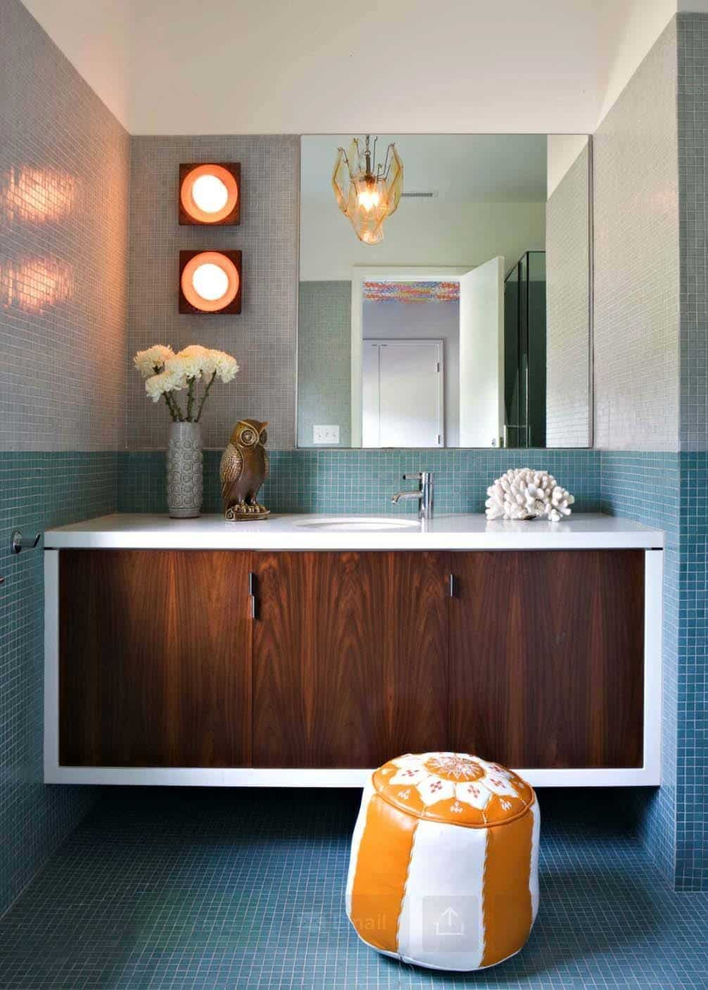 Superieur Mid Century Modern Bathroom Ideas 08 1 Kindesign