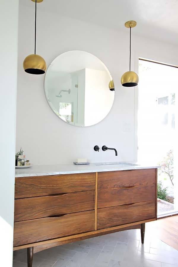 Charmant Mid Century Modern Bathroom Ideas 10 1 Kindesign
