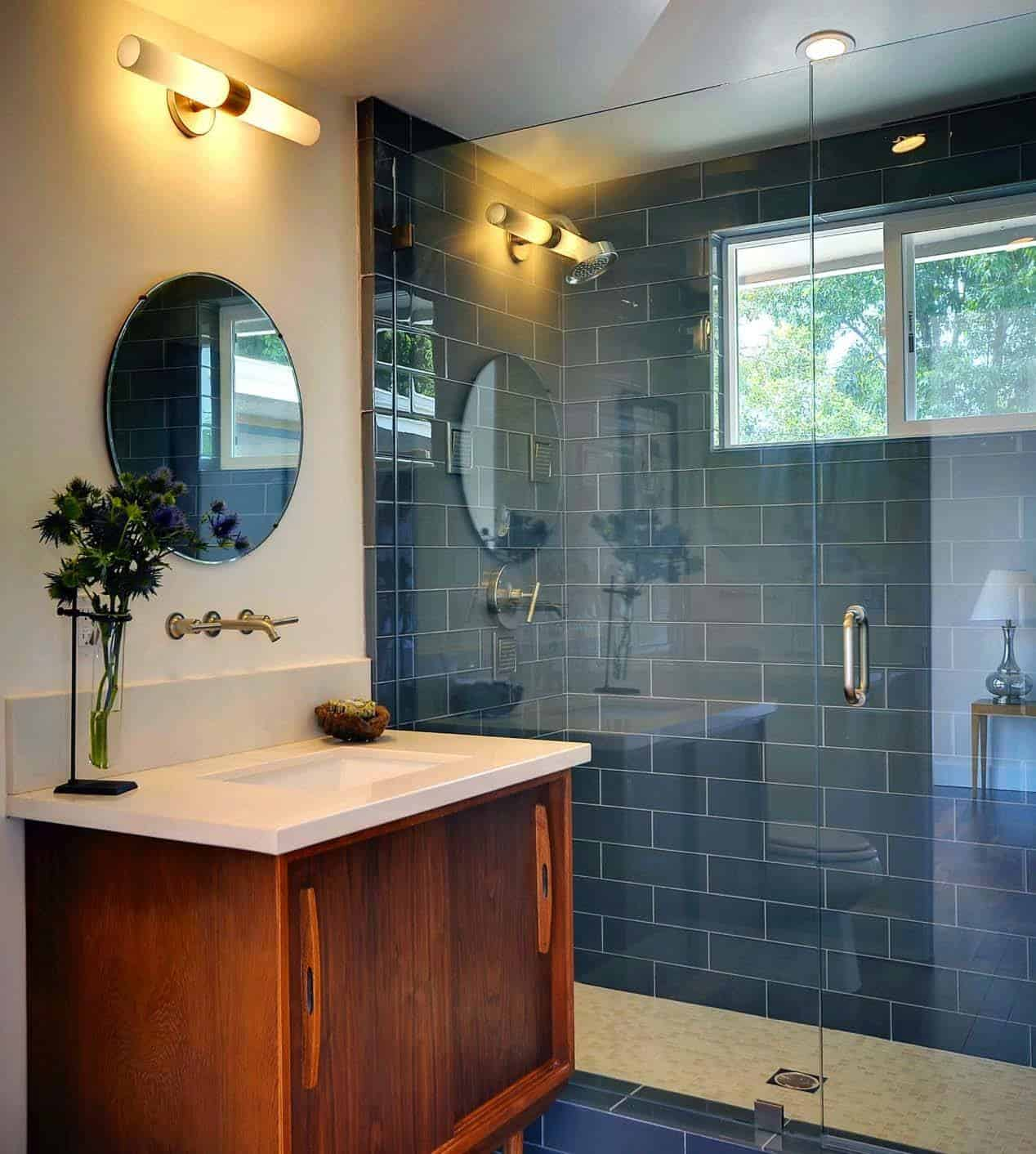 Bathroom Ideas: 37 Amazing Mid-century Modern Bathrooms To Soak Your Senses