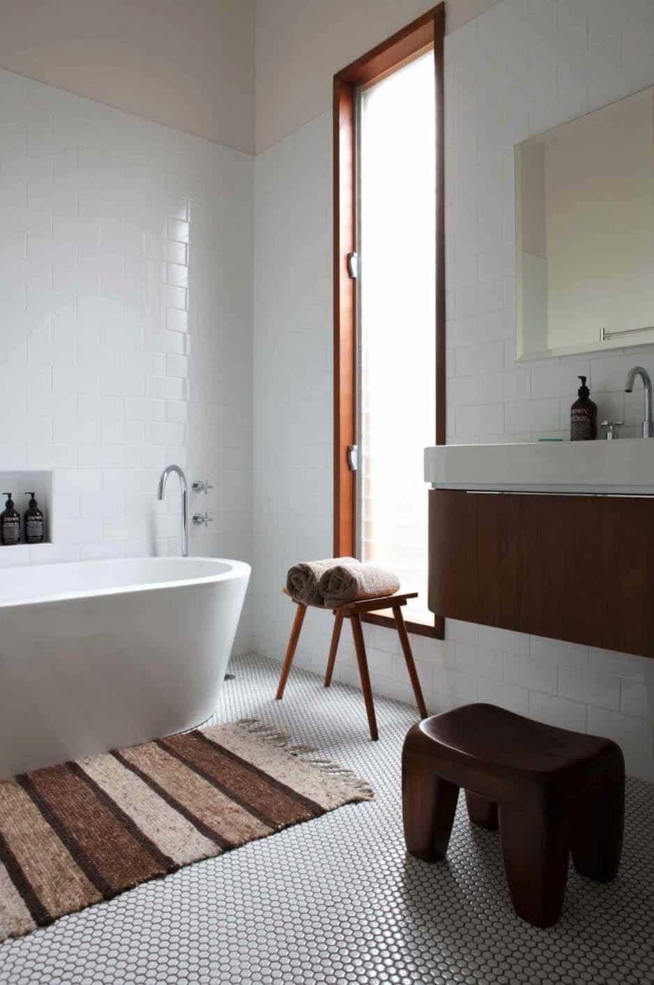 Mid-Century Modern Bathroom Ideas-21-1 Kindesign