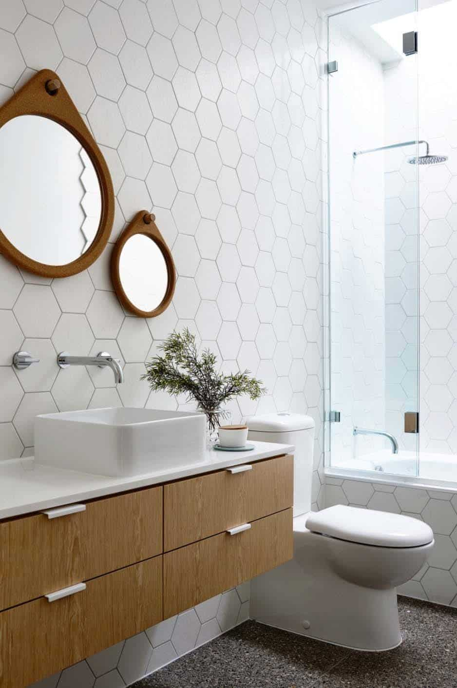 mid century modern bathroom 37 Amazing mid century modern bathrooms to soak your senses mid century modern bathroom