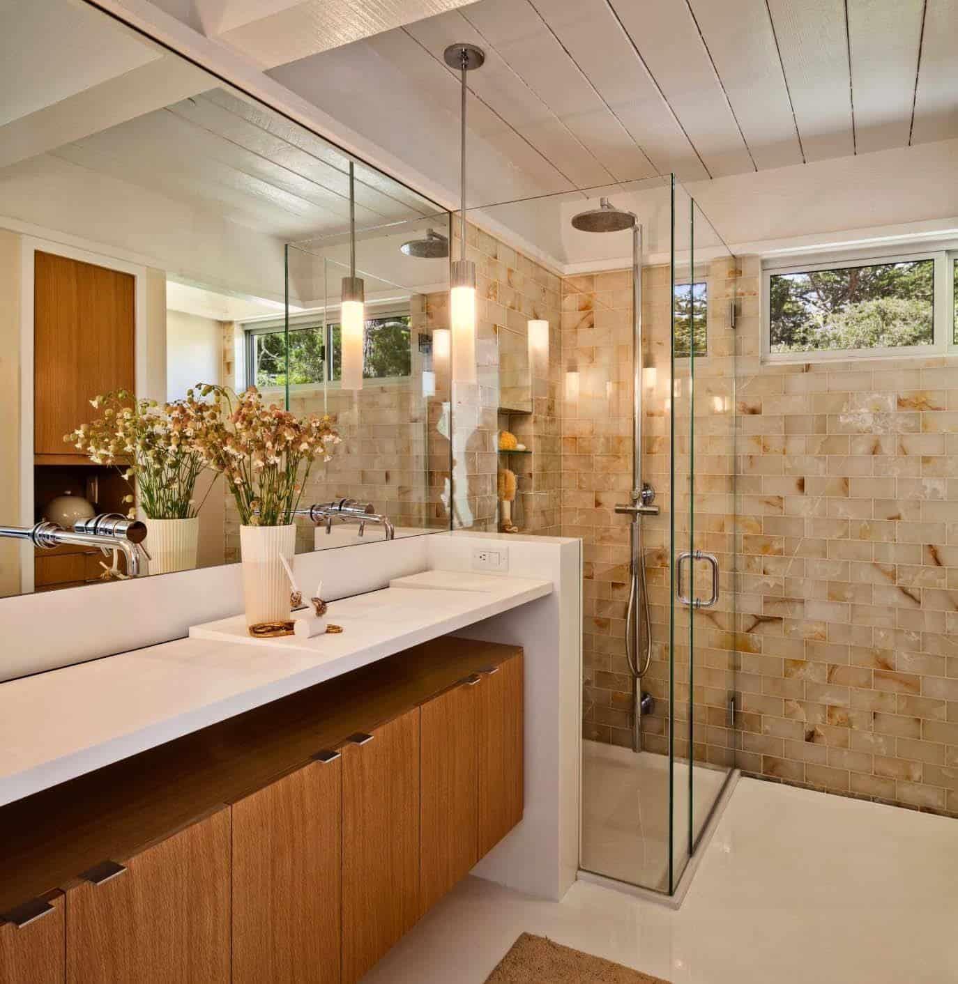 Mid-Century Modern Bathroom Ideas-27-1 Kindesign