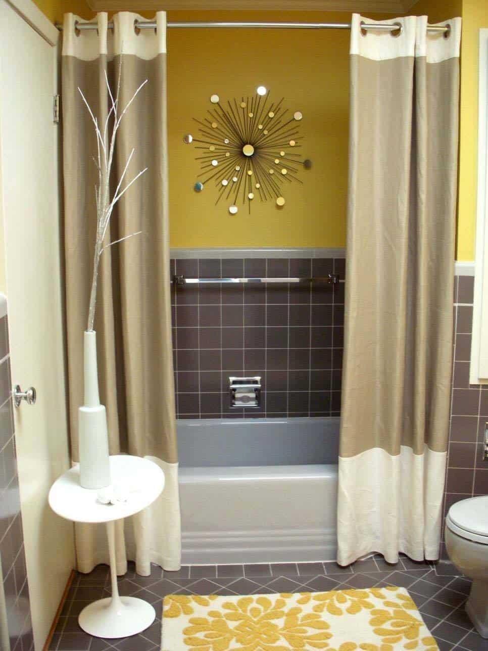 Mid-Century Modern Bathroom Ideas-37-1 Kindesign