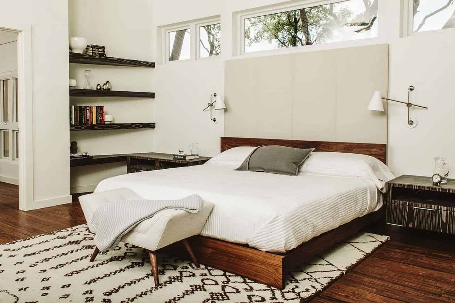 35 Wonderfully Stylish Mid Century Modern Bedrooms