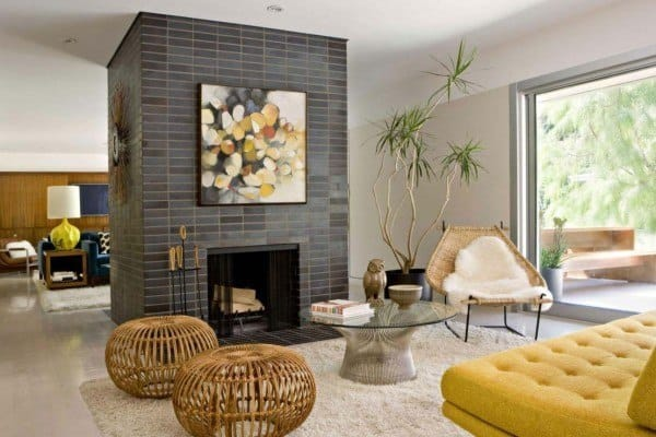 featured posts image for Playfully designed mid-century ranch house in Brentwood