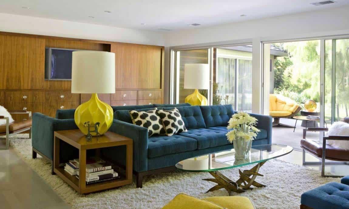 Mid-Century Modern Home-Jamie Bush-05-1 Kindesign