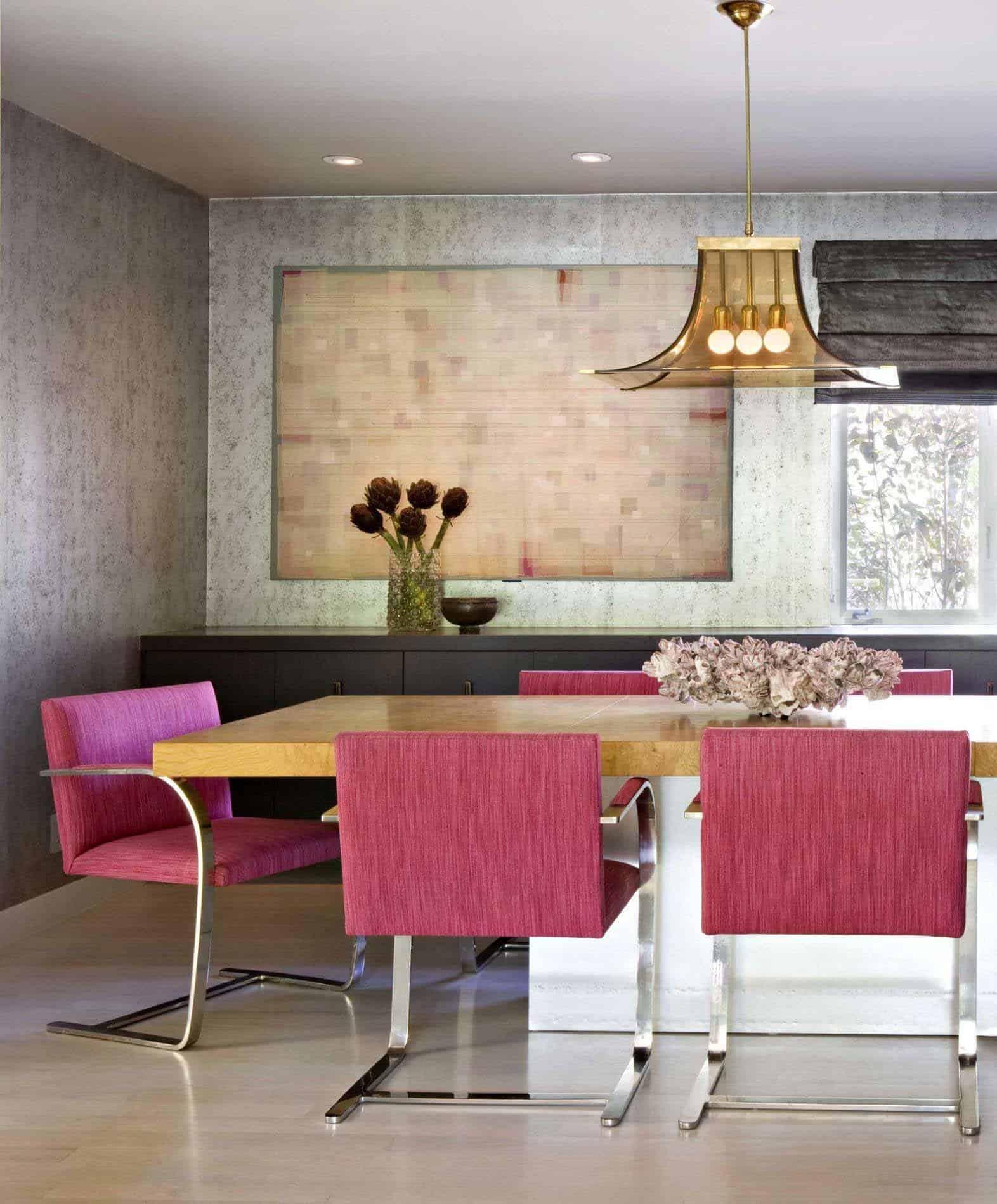Mid-Century Modern Home-Jamie Bush-08-1 Kindesign