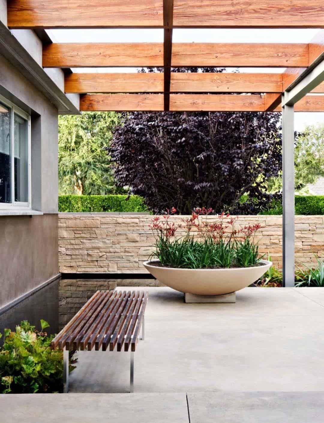 Mid-Century Modern Home-Jamie Bush-18-1 Kindesign