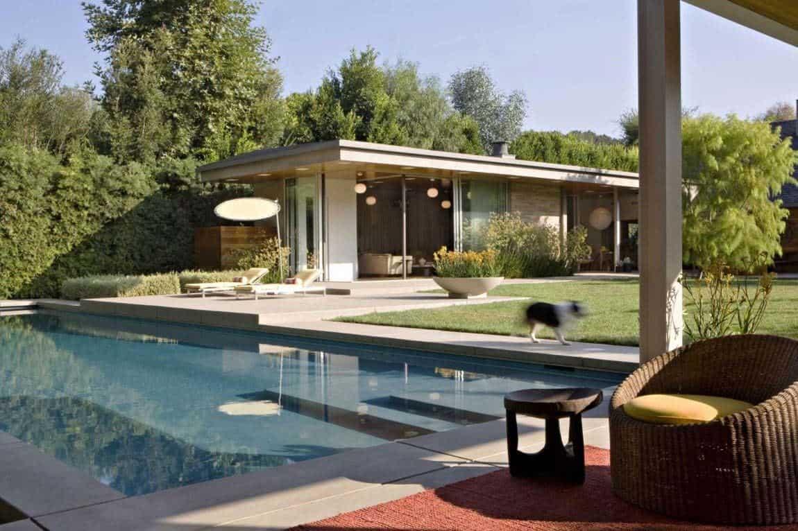 Mid-Century Modern Home-Jamie Bush-20-1 Kindesign