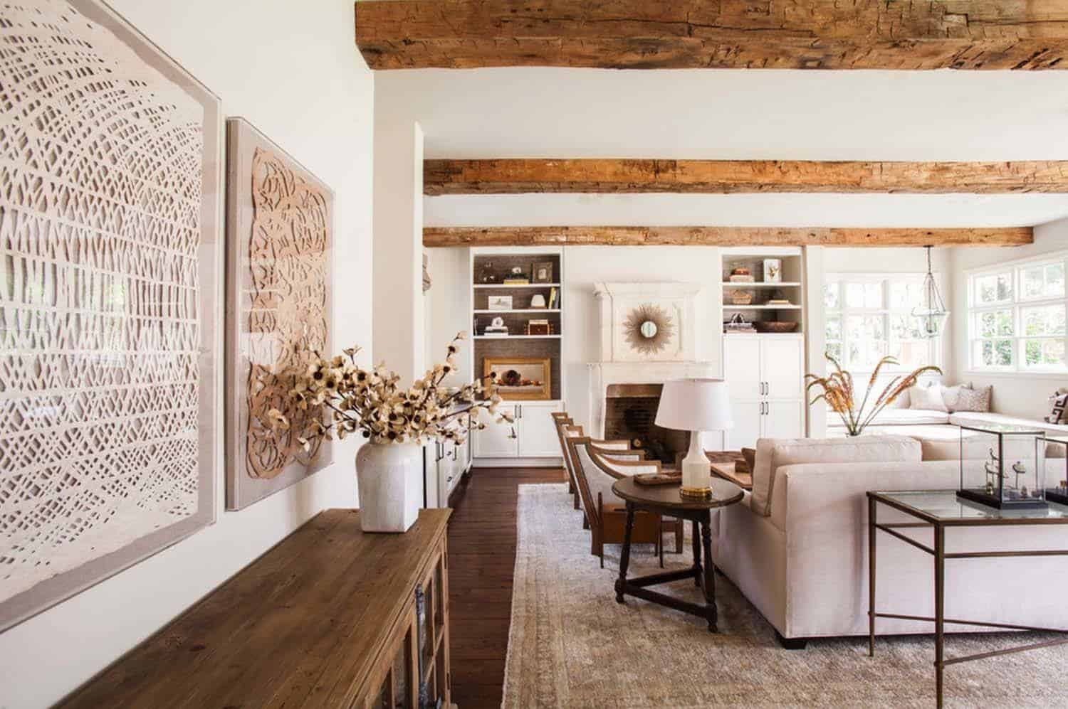 Midcentury Colonial Home-Marie Flanigan Interiors-04-1 Kindesign