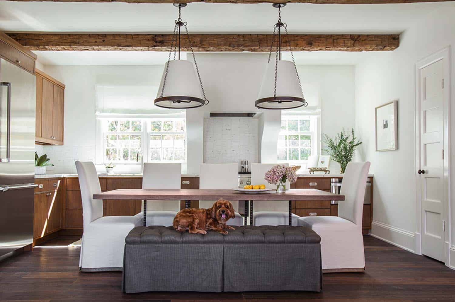 Midcentury Colonial Home-Marie Flanigan Interiors-40-1 Kindesign