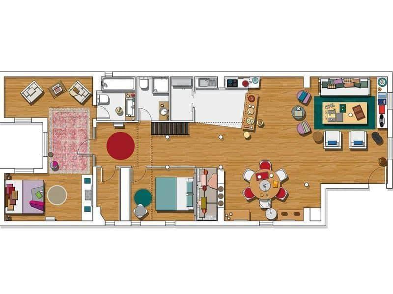 Multifunctional Loft-Christine Leja-13-1 Kindesign