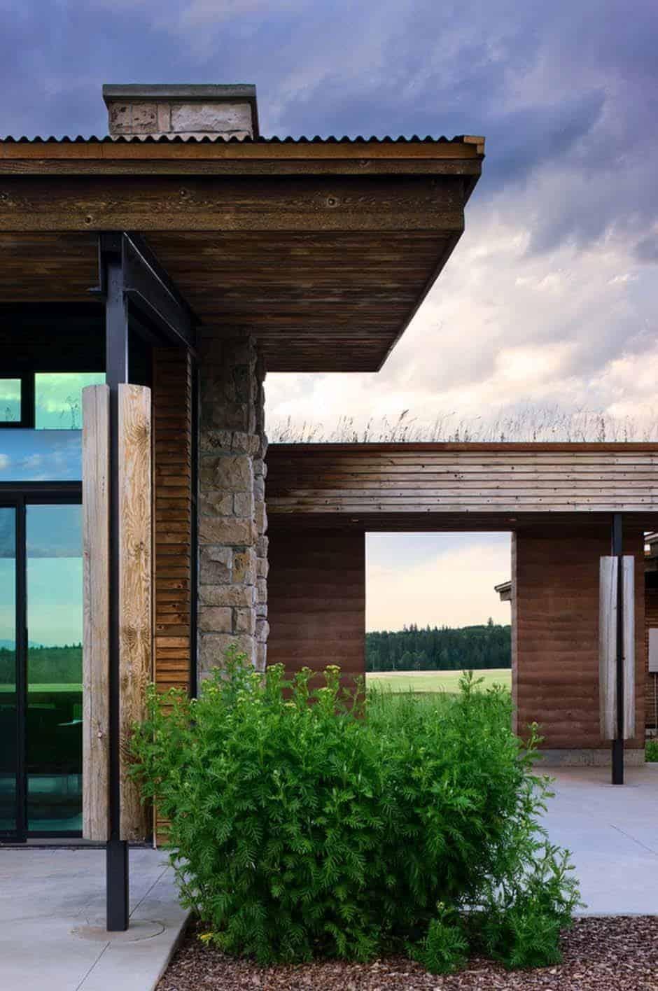 Rammed Earth House-Ward Blake Architect-17-1 Kindesign