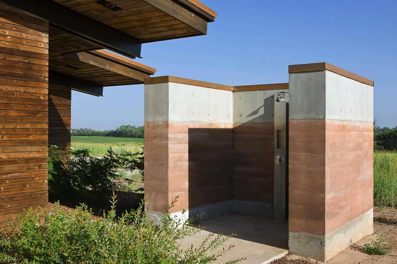Rammed Earth House-Ward Blake Architect-18-1 Kindesign
