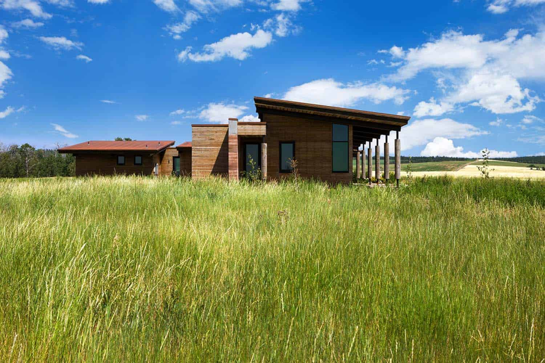 Rammed Earth House-Ward Blake Architect-19-1 Kindesign