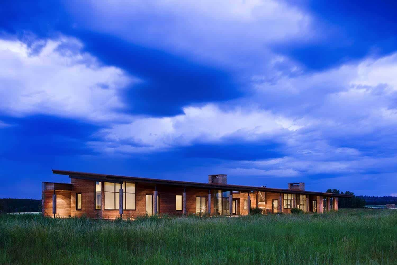 Rammed Earth House-Ward Blake Architect-22-1 Kindesign