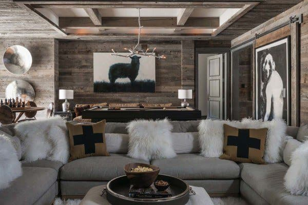 featured posts image for Ski-in/ski-out chalet in Montana with rustic-modern styling
