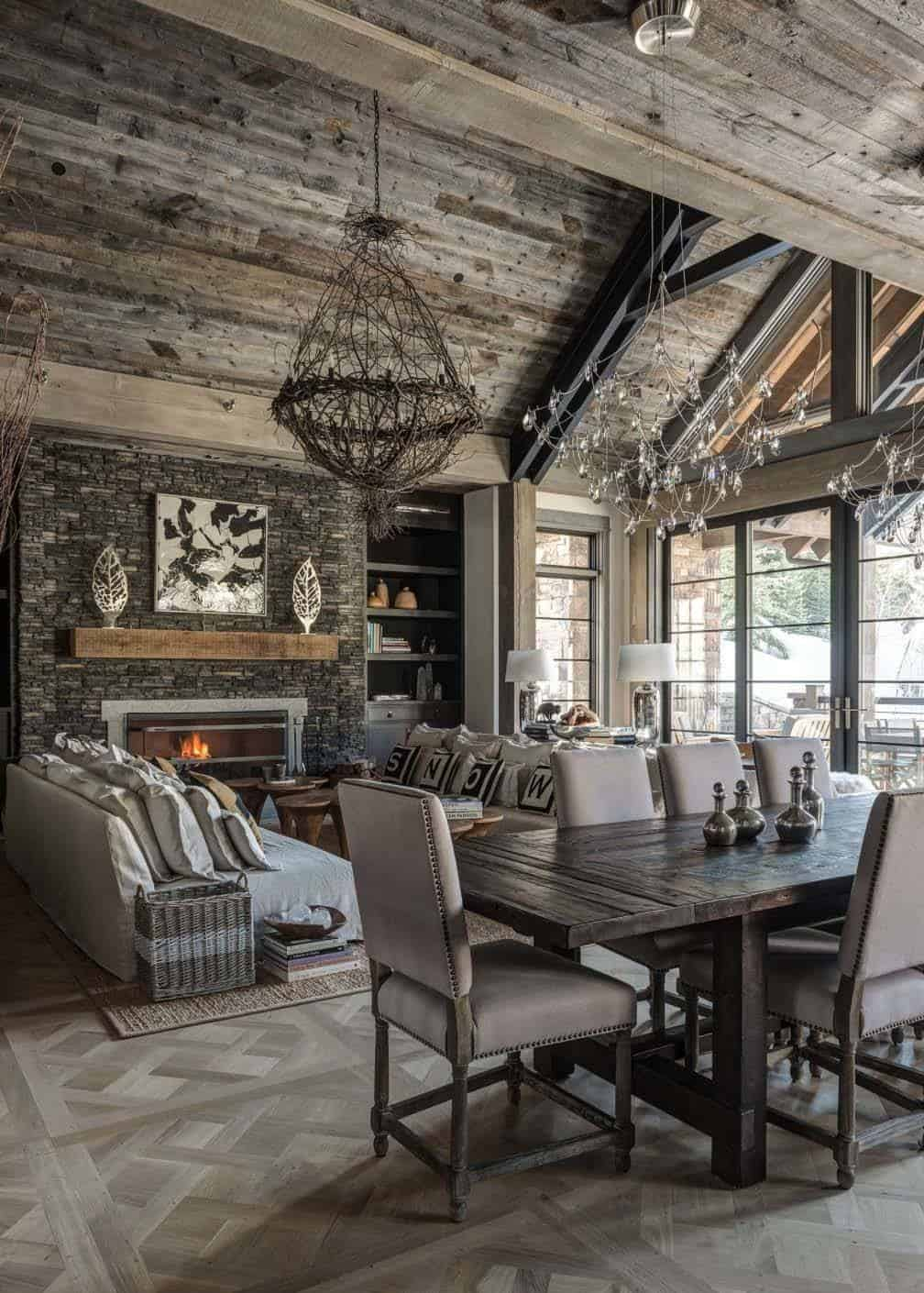 Rustic Mountain Chalet-Locati Architects-06-1 Kindesign