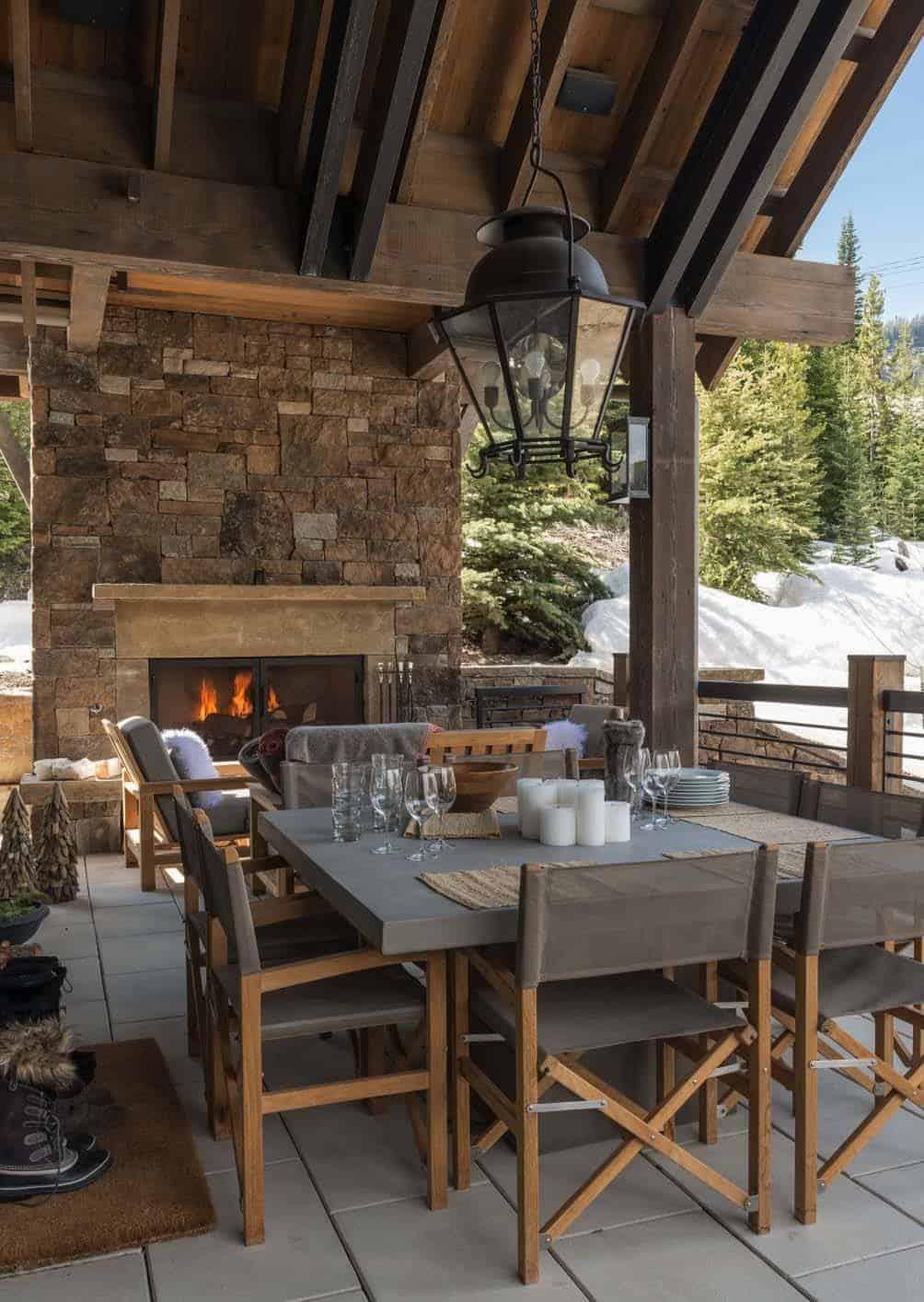 Patio Furniture For Cabin
