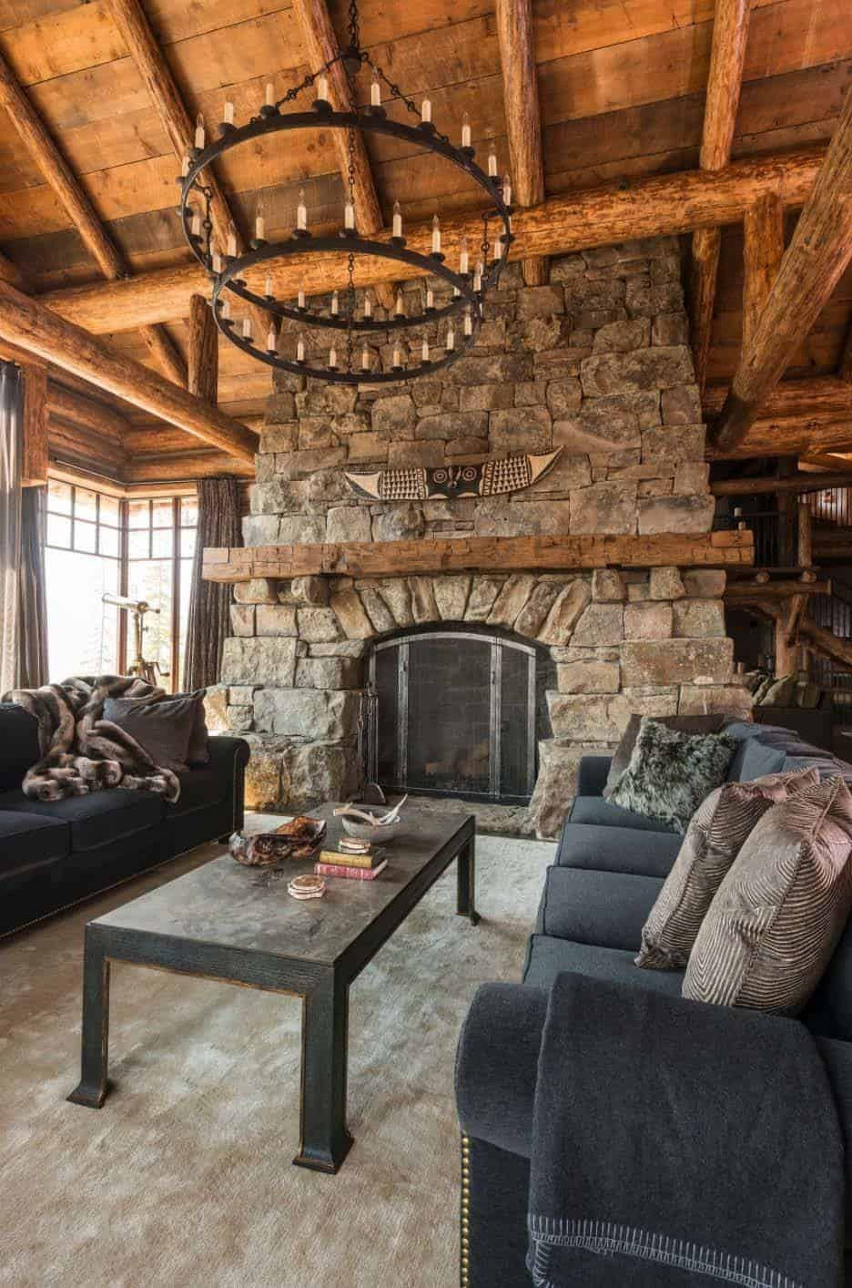 Rustic Mountain Home-Pearson Design Group-10-1 Kindesign